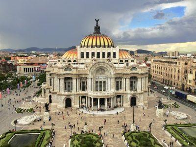 Palacio de Belas Artes México