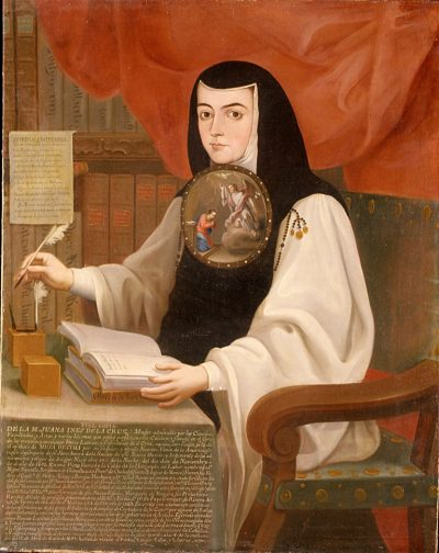Sor Juana Inês de La Cruz-1772
