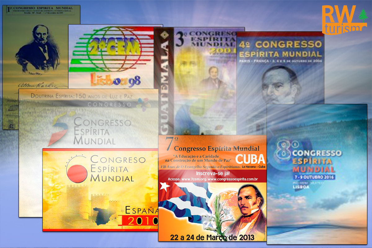 Histórico dos Congressos Espíritas Mundiais