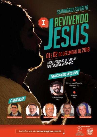Seminário Espírita Revivendo Jesus