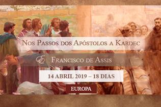 Apóstolos e Francisco de Assis