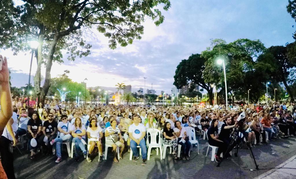 Evento Você e a Paz - Janeiro de 2020