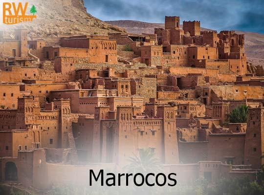 Marrocos - RW Turismo e Eventos Viagens Temáticos