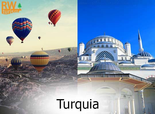 Turquia - RW Turismo e Eventos Viagens Temáticos